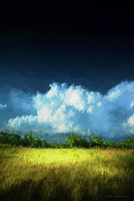 Rural Scenery Photograph - The Storm by Marvin Spates
