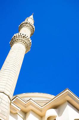 Turkish Mosque Print by Tom Gowanlock