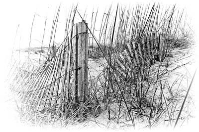 Mood Photograph - Tybee Beach by Marcia Colelli