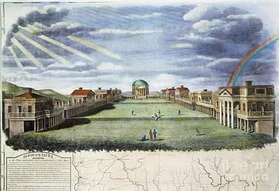 Photograph - University Of Virginia by Granger