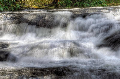 Waterfall Original by Svetlana Sewell