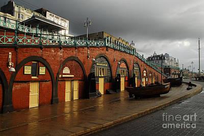 Brighton Photograph - Welcome To Brighton by Nichola Denny