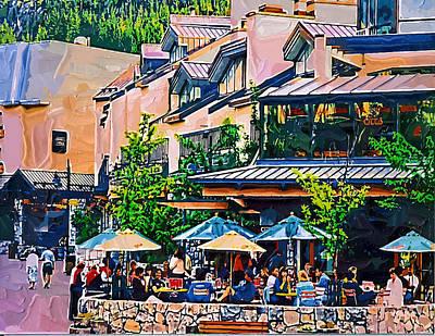 Painter Digital Art - Whistler by Dale Stillman