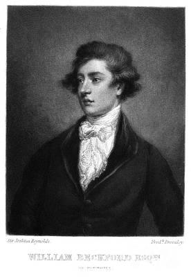 Mezzotint Photograph - William Beckford (1760-1844) by Granger