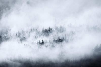 Winter Original by Mike  Dawson