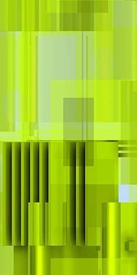 Square Digital Art - Za 2 by Alberto RuiZ