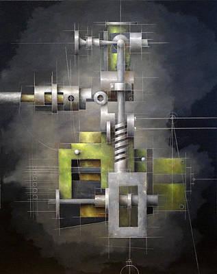 10.005 - The Green Machine Original by Ken Berman