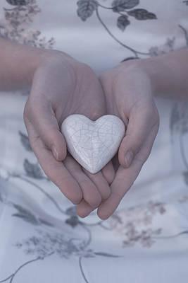Beloved Photograph - Heart by Joana Kruse