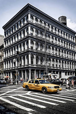 Photograph - New York by Juergen Held