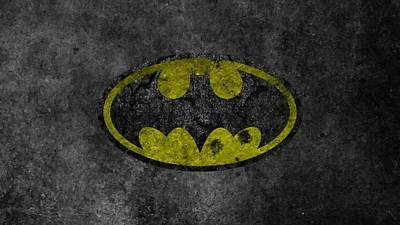 Superman Digital Art - To Batman Art by Egor Vysockiy