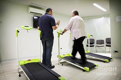 Dialog Photograph - Obesity Clinic by Am�lie Benoist