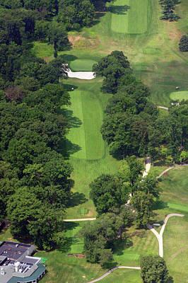12th Hole Sunnybrook Golf Club 398 Stenton Avenue Plymouth Meeting Pa 19462 1243 Print by Duncan Pearson