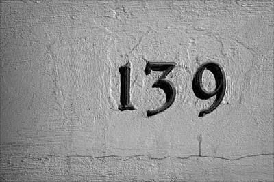 139 Print by Robert Ullmann