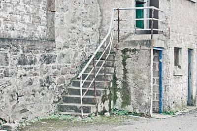 Brick Building Photograph - Derelict Building by Tom Gowanlock