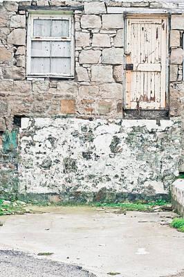 Derelict Building Print by Tom Gowanlock