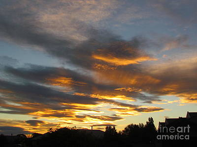 Photograph - Sunset by Joyce Woodhouse