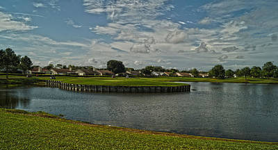 Summerfield Photograph - 15th Hole by Chauncy Holmes