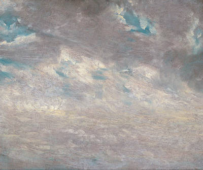 Cloud Painting - Cloud Study by John Constable