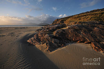 Scotland Photograph - Luskentyre by Stephen Smith