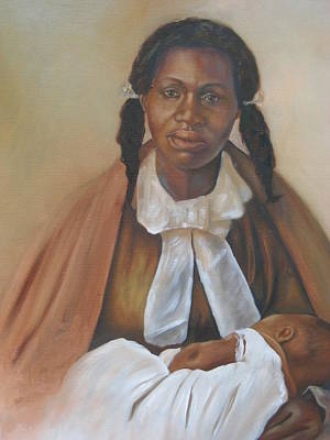 Black History Painting - 1800s by Todd  Gates
