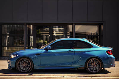 Automotive Photograph - M2 by Cristian Todea