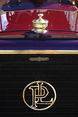 Hoodie Photograph - 1907 Panhard Et Levassor Hood Ornament 2 by Jill Reger