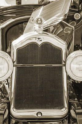 1924 Buick Duchess Antique Vintage Photograph Fine Art Prints 110 Print by M K  Miller