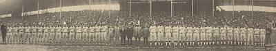 1924 Negro League World Series. Players Print by Everett