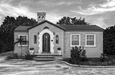 Florida House Photograph - 1926 Venetian Style Florida Home - 11 by Frank J Benz