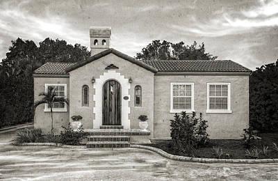 Florida House Photograph - 1926 Venetian Style Florida Home - 12 by Frank J Benz
