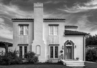 Florida House Photograph - 1926 Venetian Style Florida Home - 8 by Frank J Benz