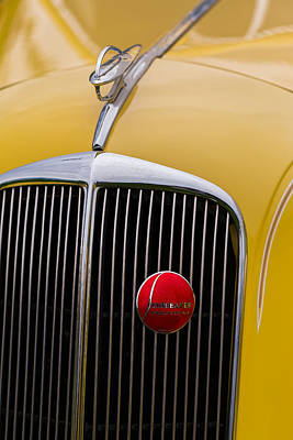 Canon 6d Photograph - 1936 Studebaker President by Thomas Hall Photography