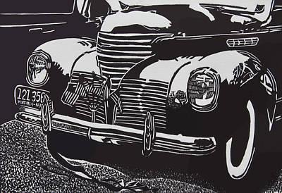 1935 Classic Original by Suzanne Gaff