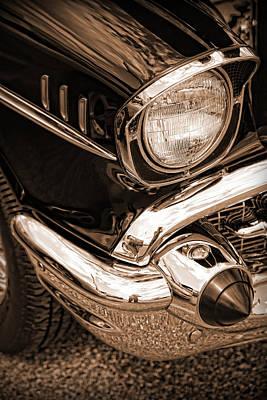 1957 Chevy Bel Air Original by Gordon Dean II