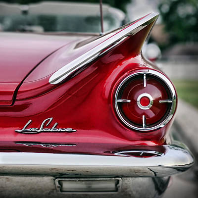1960 Buick Lesabre Original by Gordon Dean II