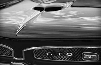 1967 Pontiac Gto Original by Gordon Dean II
