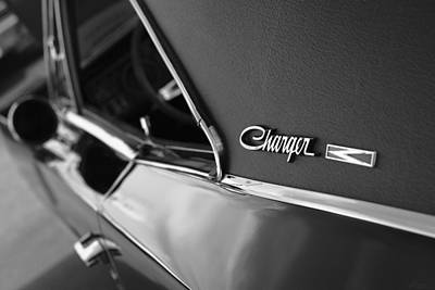 1968 Dodge Charger R/t Print by Gordon Dean II