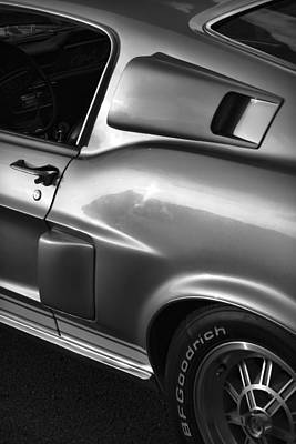 1968 Ford Mustang Shelby Gt 350 Print by Gordon Dean II