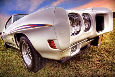 1970 Pontiac Gto The Judge Original by Gordon Dean II