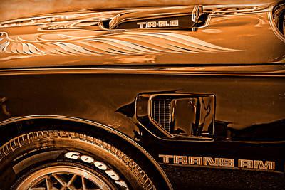 1980 Pontiac Trans Am Original by Gordon Dean II