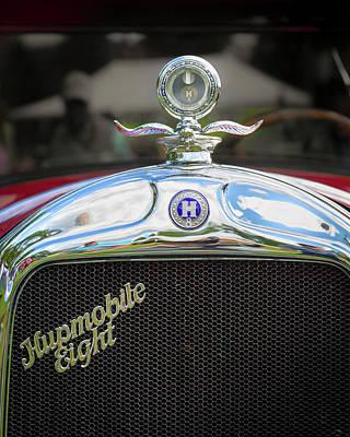 1928 Hupmobile Century Model E4 4 Door Sedan Print by Jack R Perry