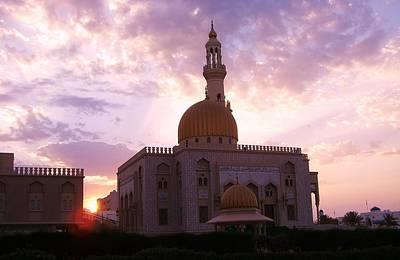 An Arabian Sunset Original by Sunaina Serna Ahluwalia
