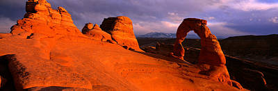 Arches National Park, Utah, Usa Print by Panoramic Images