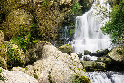 Bajouca Waterfall Original by Marco Oliveira