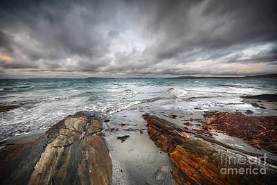 Scottish Photograph - Berneray Views by Stephen Smith