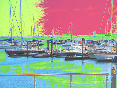 Boats Harbour Beauty Of Boston Ma Usa America Photography By Navinjoshi Fineartamerica Pixels Original by Navin Joshi