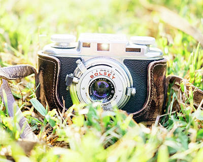 35mm Photograph - Bolsey B Rangefinder Camera by Jon Woodhams