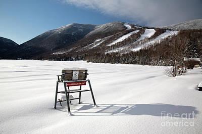 Cannon Mountain - White Mountains New Hampshire Usa Print by Erin Paul Donovan