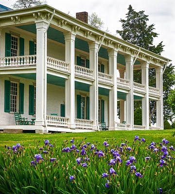 Carnton Plantation Print by Richard Marquardt