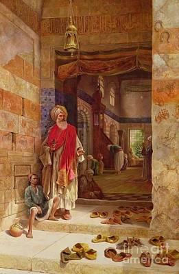 Robertson Painting - Charles Robertson by Charles Robertson
